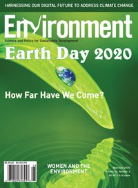 Taylor & Francis highlights D^2S Agenda in Environment: Science and Policy for Sustainable Development journal