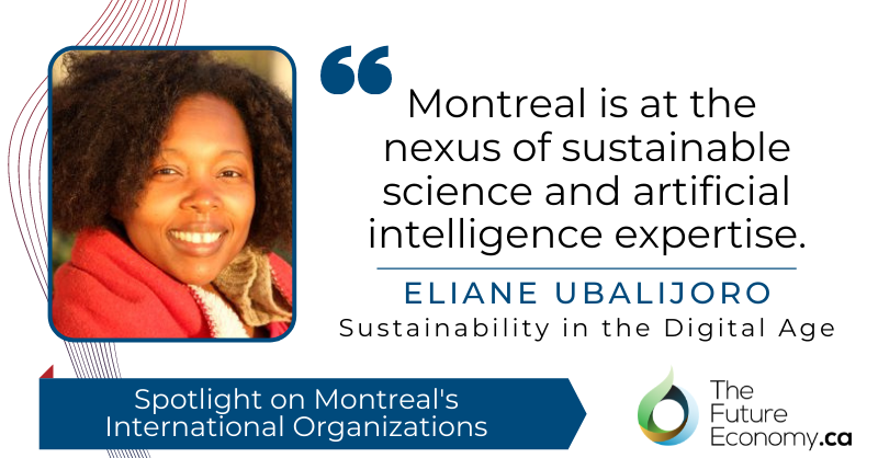 Montreal at the Nexus of Sustainability and Digital Innovation